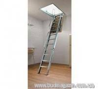 Чердачная лестница Fantozzi Aci Tre (120*70) h 290 см