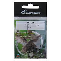 Крючки карповые Hayabusa K-1XS