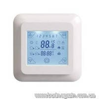 Программируемый сенсорный терморегулятор iReg T8 (белый)