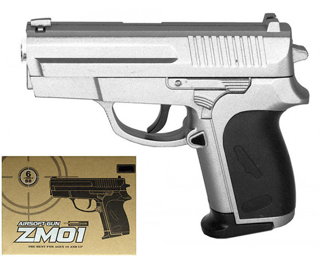 Пистолет ZM01