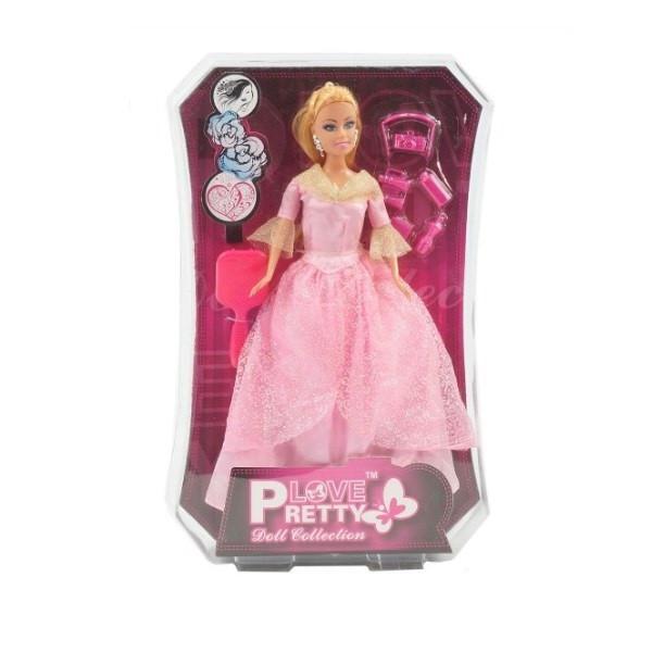 """Кукла типа """"Барби"""" 81011 3 вида"""
