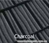 Композитная черепица Roser Stone Wood Charcoal