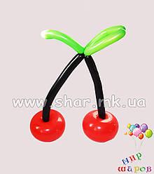 Вишенька з повітряних кульок