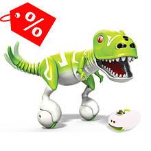 Интерактивный динозавр Zoomer Dino