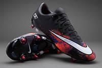 Футбольные бутсы Nike Mercurial Vapor X CR7 SG Pro Lava