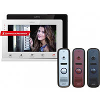 ARNY AVD-715M и AVP-NG110 комплект видеодомофона