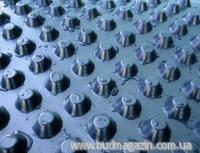 Дренажная мембрана Изолит 0,6 (2х20м)