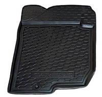 Полиуретановый водительский коврик для Kia Carens III (UN) 2006-2012 (МКП) (AVTO-GUMM)