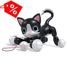 Интерактивная кошка Zoomer Kitty