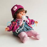 Испанская кукла Лоренс/Llorens Carla 42 см