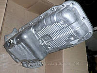 Картер блока Ланос. Картер двигателя литой 96481581. Картер / поддон / Крышка блока цилиндров на Ланос1.5/1.6