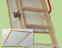 Чердачная лестница Fakro Komfort LWK-305 70х130