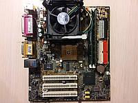 Комплект: Мать GA-8LD533 + Процессор + Память