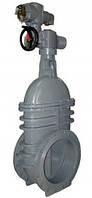 Задвижка клиновая с метал. уплотнением клина Тип 2909 JAFAR DN600 PN16 с электроприводом (кольца: нержавейка)