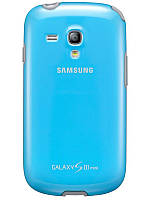Задняя крышка Samsung i8190 (Galaxy S3 Mini) BLUE