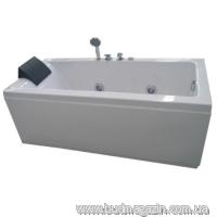 Гидромассажная ванна Appollo AT-9014, левая
