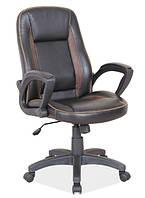 Q-810 офисный стул из эко-кожи SIGNAL