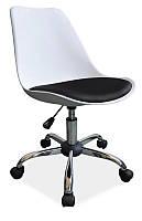 Q-777 офисный стул из эко-кожи SIGNAL