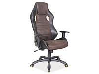 Q-207 офисный стул из эко-кожи SIGNAL