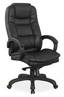 Q-155 офисный стул из эко-кожи SIGNAL