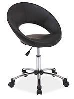 Q-128 офисный стул из эко-кожи SIGNAL