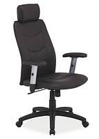 Q-119 офисный стул из эко-кожи SIGNAL