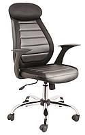 Q-102 офисный стул из эко-кожи SIGNAL