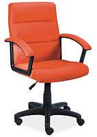Q-094 офисный стул из эко-кожи SIGNAL