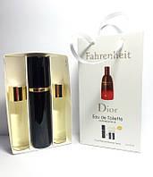Мини парфюмерия Christian Dior Fahrenheit Absolute в подарочной упаковке 3х15 ml DIZ