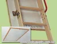Чердачная лестница Fakro Thermo LTK-280 70х130