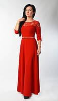"""Нарядное,очень красивое платье в пол """"139"""", фото 1"""