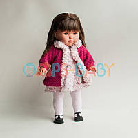 Кукла Llorens Laura 45 см брюнетка