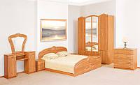 Спальный гарнитур Антонина, модульная мебель для спальни
