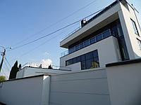 Ограждения балкона из нержавеющей стали