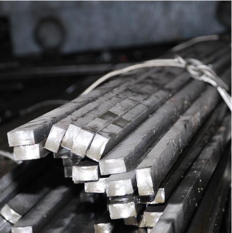 Шпоночная сталь калиброванная 28х16 сталь 45 - ТД АВ Трейдинг в Киеве