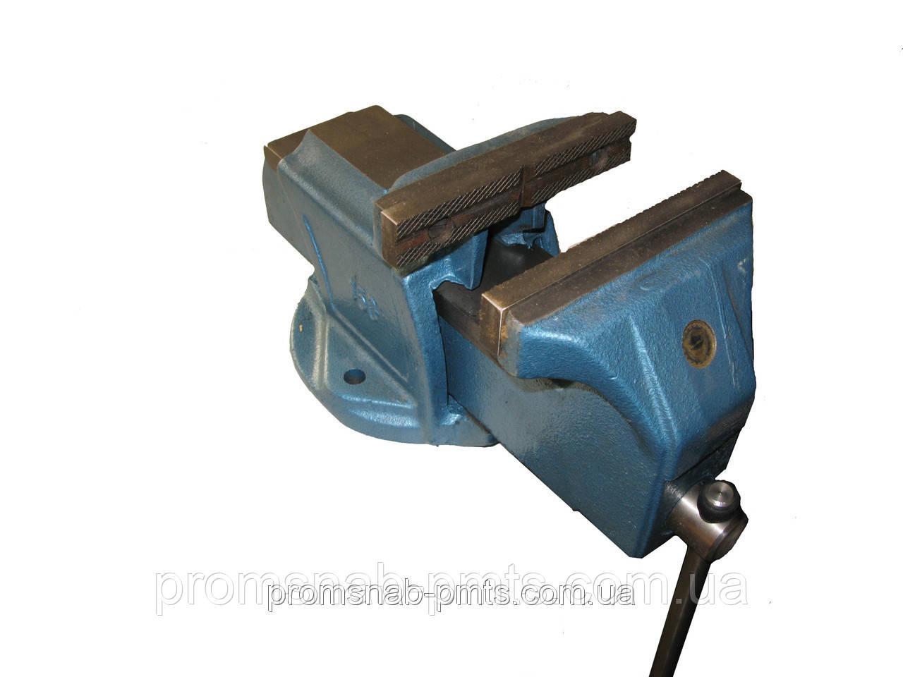 Слесарные тиски 1250-100 Bison-Bial
