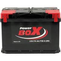 АКБ  PowerBOX  74А Euro(0)