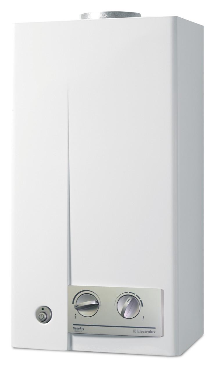 Газовый проточный водонагреватель Electrolux GWH 285 ERN NANO PRO