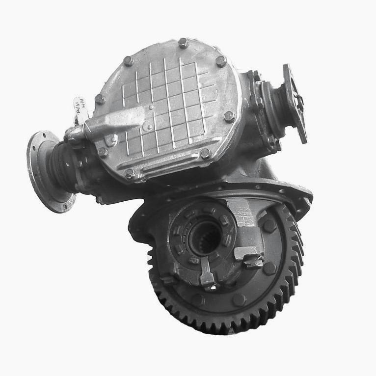 Редуктор Урал-375 среднего моста (Z=49) б/у
