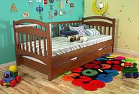 Дитяче ліжко Аліса (сосна)