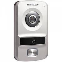 IP вызывная панель Hikvision DS-KV8102-IP, фото 1