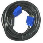 Шнур переходник VGA 10M 3+4, кабель для аудио и видео техники