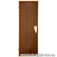 Двери для сауны Tesli Graphic 700х1900