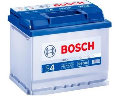 Автомобильный Аккумулятор Bosch (Бош) 60 Ач