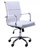 Кресло Slim FX LB (XH-630B White)