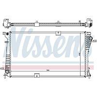 Радиатор охлаждения двигателя Renault Trafic 2.5 dсi 07->14 Nissens Дания 630709