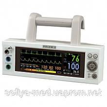 Ультра компактний транспортний монітор пацієнта Prizm3
