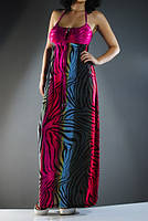 Яркий женский сарафан