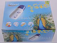 Картриджный (кассетный) воскоплав Zinat ZA-006 с роликовым аппликатором, салфетки и масло ODS ZA006/81 N