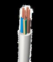 Провод гибкий медный ПВС 4х1,0 Одескабель